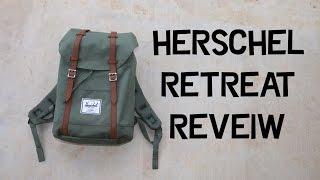 HERSCHEL RETREAT  UNBOXING