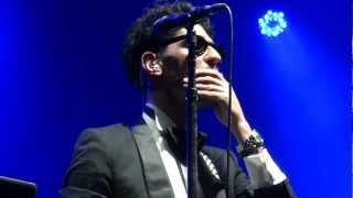 Chromeo Momma's Boy Live Montreal 2012 HD 1080P