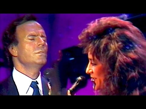 Julio Iglesias - All of you (Live-1989-sound enhancement)