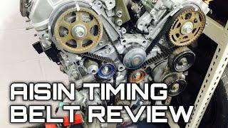 Honda Acura V6 J Series Aisin Timing Belt Component Review | rockauto.com | Bundys Garage