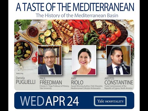 Image of Yale University - Taste of the Mediterranean: A look at the History and Culture of the Mediterranean Basin
