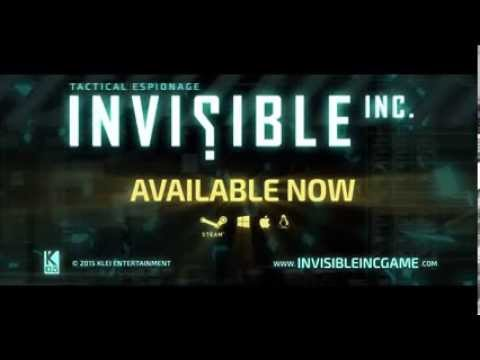 Invisible, Inc. Launch Trailer (PC/Linux/Mac) thumbnail