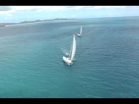 ASA Keelboat Sailing - YouTube