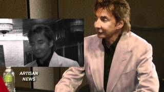 BARRY MANILOW GREETS RADIO CITY FANS FOR 15 MINUTES, BASED ON BRITNEY SPEARS