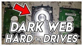 DARK-WEB HARD DRIVES