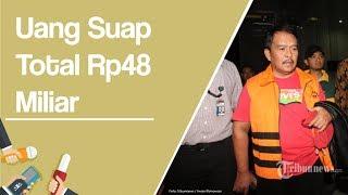 KPK Selidiki Korupsi Bupati Labuhanbatu Total Suap Rp48 Miliar