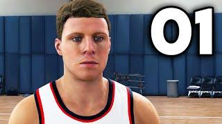 NBA 2K22 My Player Career - Part 1 - The Beginning