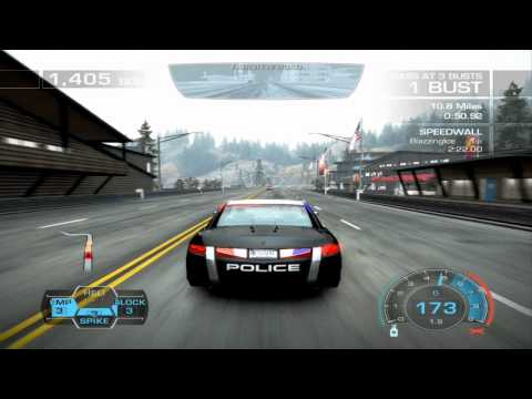 Видео № 1 из игры Need for Speed Hot Pursuit (Б/У) [PS3]