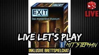 Achtung Spoiler: Exit - Das mysteriöse Museum - Live mit Stephan & Ben