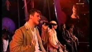 Backstreet Boys - Shape of my heart (live)