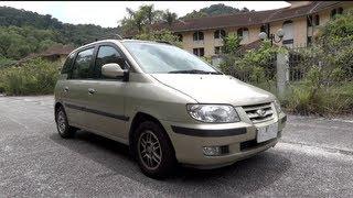 2005 hyundai matrix gla inokom matrix startup full vehicle tour and quick drive