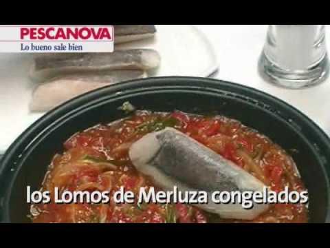 Imagen de la receta de Merluza al Microondas con Puré de Coliflor
