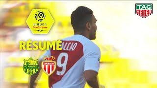 FC Nantes - AS Monaco ( 1-3 ) - Résumé - (FCN - ASM) / 2018-19