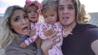 NEWLY MARRIED COUPLE TAKES ON TWIN BABIES!!!