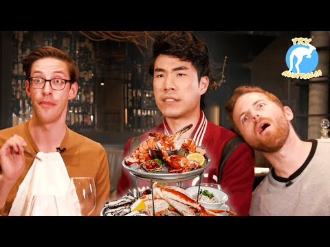 Download The Try Guys Eat $1,200 Of Gourmet Seafood • Try Australia HD Mp4 3GP Video and MP3