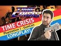 Time Crisis Ps1 psx Guncon Full Longplay
