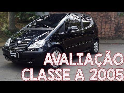Avaliação Mercedes Classe A 160 2005 - Mercedes bens com preço de carro popular