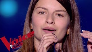Beyoncé - Runnin' (Lose it all) | Alexandra | The Voice Kids France 2018 | Blind Audition