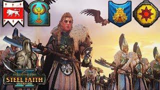 Steel Faith Tournament #1 - By the Dark Gods and Grimnir - Total War