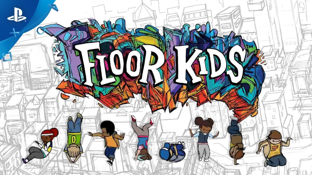 Floor Kids is a Fresh Breakdance Game Coming to PS4 November 27