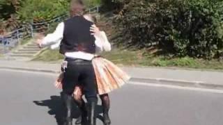 preview picture of video 'Hody Traplice 2011 - zvaní na zábavu'