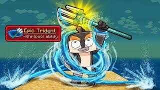Poseidon TRIDENT is a GOD TIER OP! (Scramble Craft)