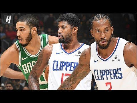 Boston Celtics vs Los Angeles Clippers - Full Game Highlights | November 20, 2019 NBA Season