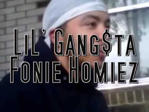 Lil' Gang$ta - Fonie Homiez (Offical Video)