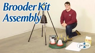 Brooder Kit Assembly