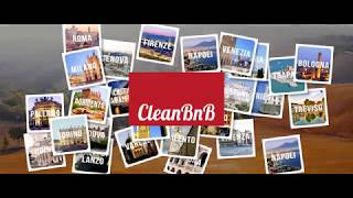 Clean BnB, video corporate 2018