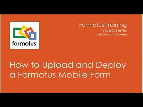 Formotus Training Videos » Formotus Blog