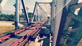 preview picture of video 'On Holong railway bridge Hasimara India'