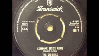 Chi - Lites.  Stoned out of my mind . 1973.