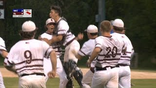 Highlights: East Lyme 4, Waterford 3 in ECC baseball final