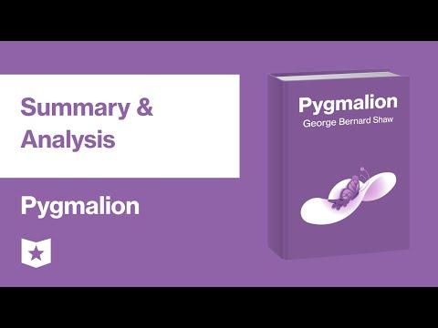 Pygmalion by George Bernard Shaw   Summary