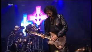 TONY IOMMI GUITAR SOLO TO HEAVEN AND HELL LIVE 2009 AWESOME!