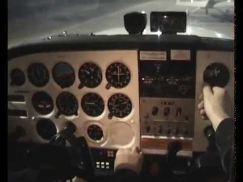 N-VFR mit C172 in Linz
