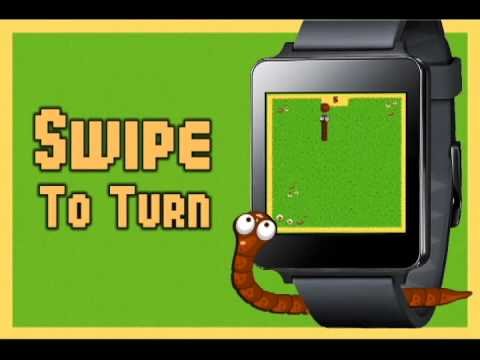 Video of Worm Turns - Android Wear