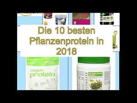 Die 10 besten Pflanzenprotein in 2018