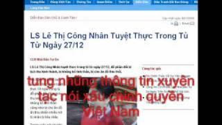 tổ chức phản động khủng bố Việt Tân là gì ?