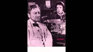 Vivien Leigh & John Gielgud in Ivanov