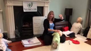 The Recovery Position - First Aid for Life