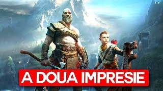 LIVESTREAM! GOD OF WAR 2018 - Povestea continua