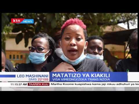 Visa vya matatizo ya kiakili vimeongezeka Trans Nzoia