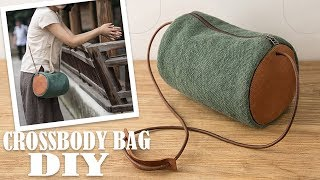 DIY ZIPPER NEW STYLE PURSE BAG // Shoulder Tote Designer Handbag