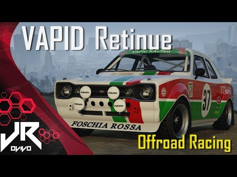 GTA V | NEW Vapid Retinue Customization | Smugglers run DLC
