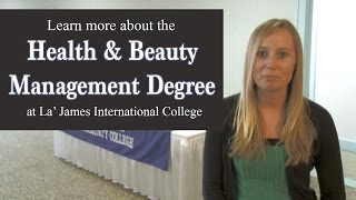 Health & Beauty Management Degree