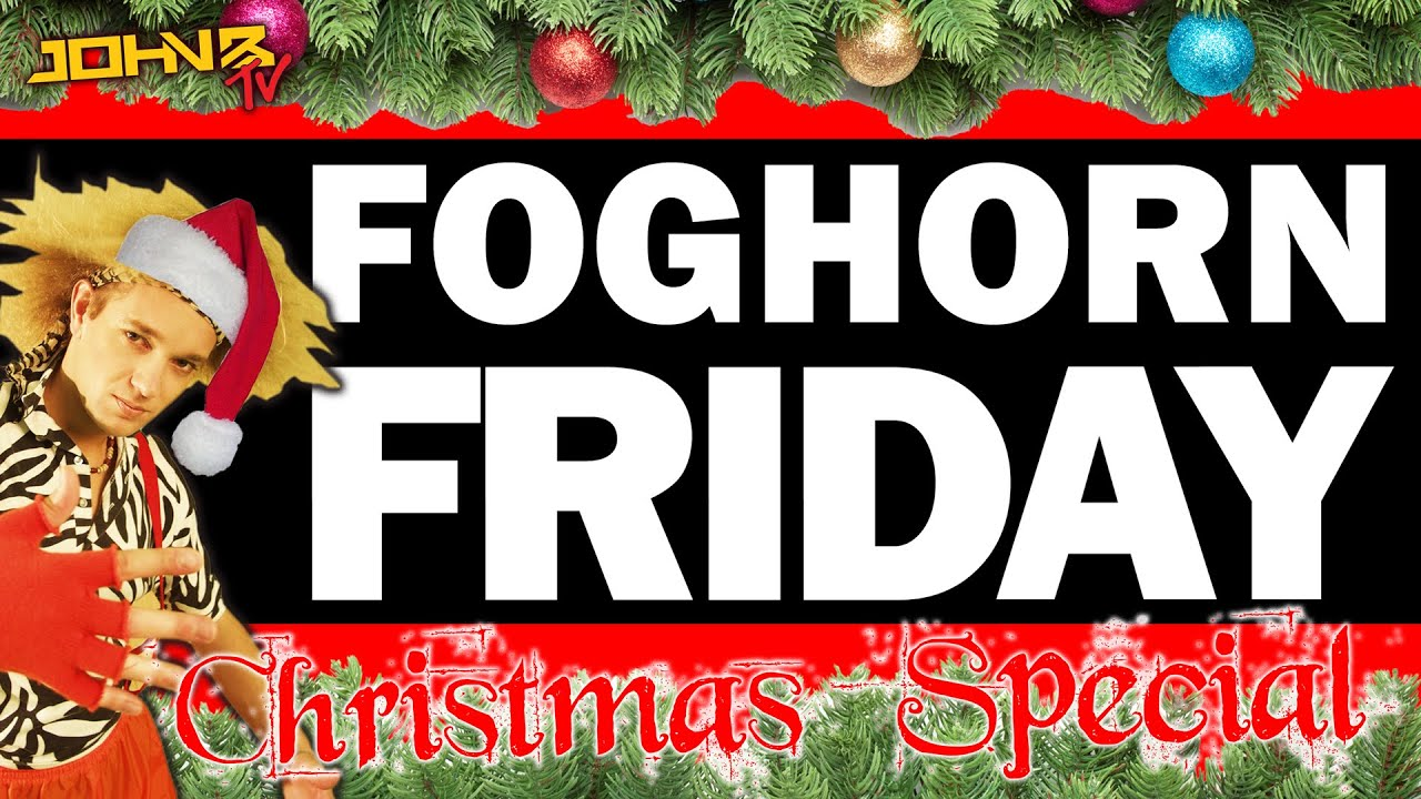 John B - Live @ Foghorn Friday: The Christmas Special 2020