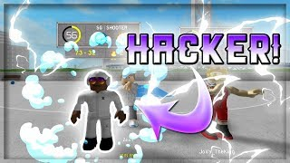 PLAYING AGAINST A HACKER IN PARK! I SCORED 30+ POINTS!