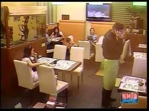 Соколов в суши-баре РЖАЧ!! - Вечерний Киев - Интер